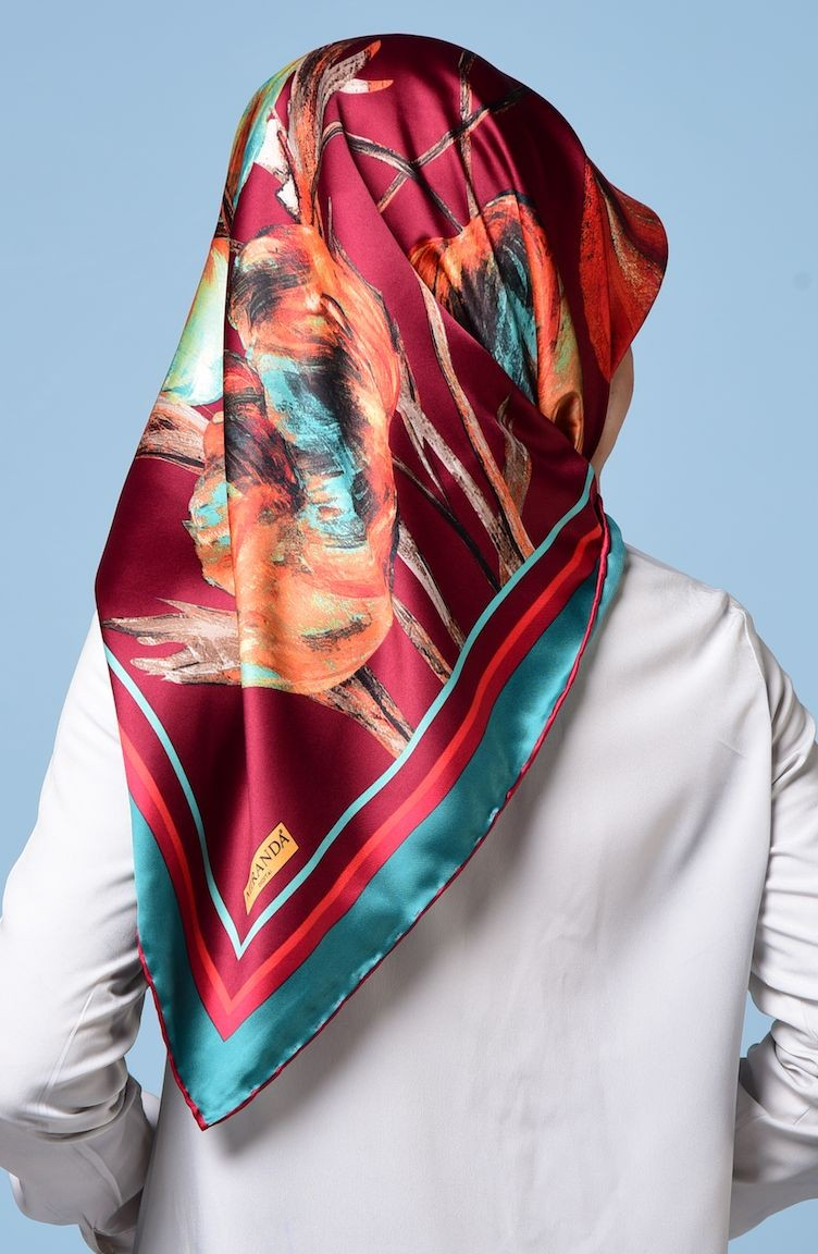 b2c8a01235ba5 Turquoise Scarf 04