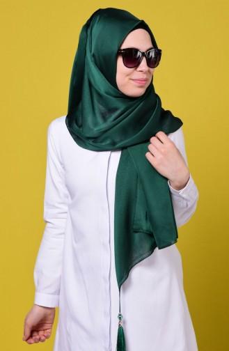 Dark Green Sjaal 32