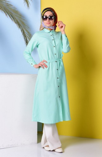 Mint green Tuniek 2113-02