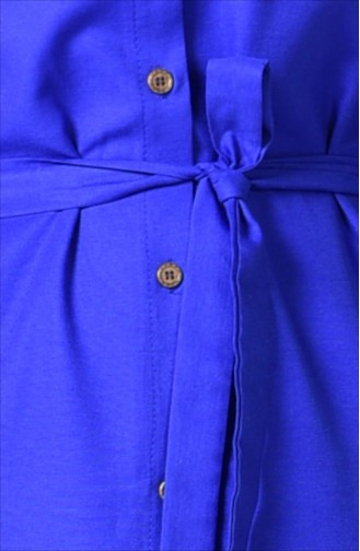 Saxon blue Tunic 2113-04