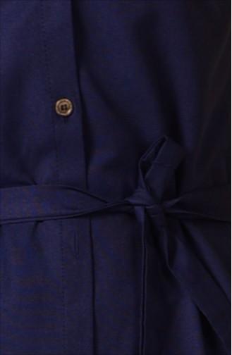 Navy Blue Tunic 2113-10