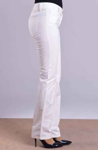 White Broek 8869-02