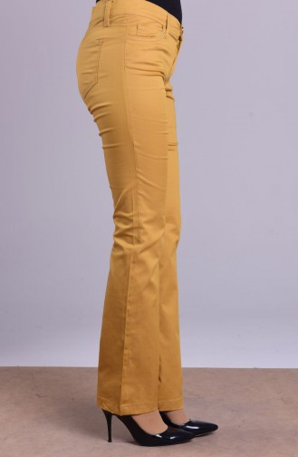 Pantalon 8869-09 Moutarde 8869-09