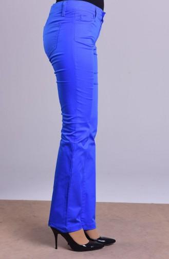 Pantalon 2329-08 Bleu Roi 2329-08