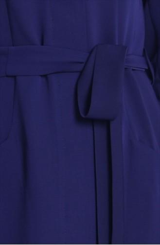 Navy Blue Mantel 35706-01