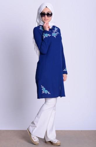 Tunique Bleu Marine 2479-06