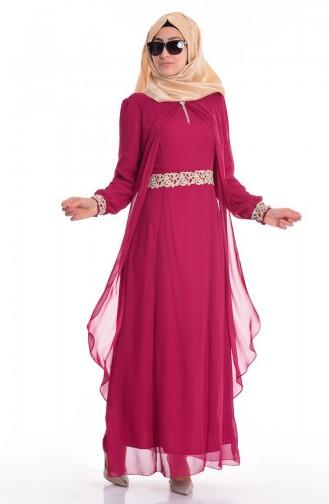 Cherry İslamitische Jurk 52221-14