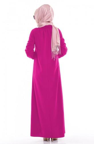 Fuchsia Dress 0190-10
