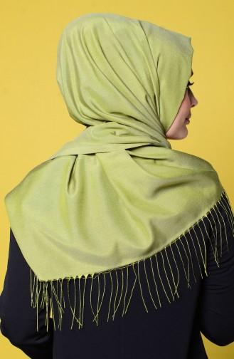 Pistachio Green Sjaal 1-17
