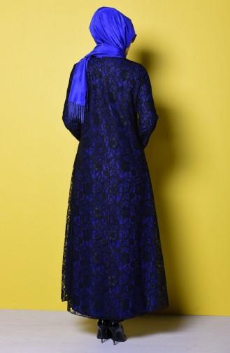 Black Abaya 35598-04