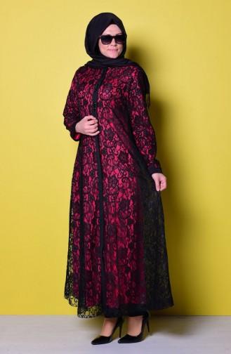 Black Abaya 35598-06
