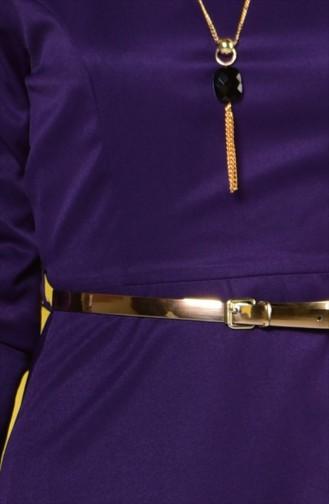 Purple Dress 2201-08