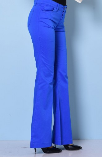 Saxon blue Pants 8868-08