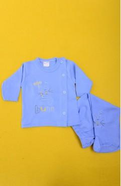 مدل جدید سیمونی دخترانه و پسرانهSefamerve, Bebe Takım 00016-01 Mavi
