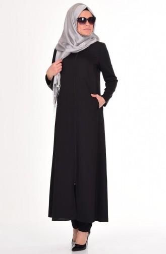Black Abaya 0413-01