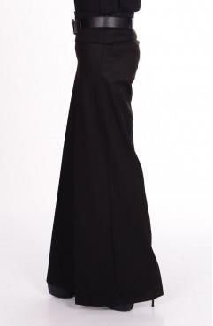 Sefamerve, Tesettür Pantolon 3069-01 Siyah