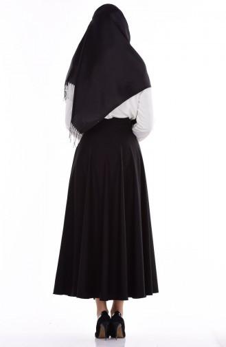 Hijab Rock 2146-06 Schwarz 2146-06