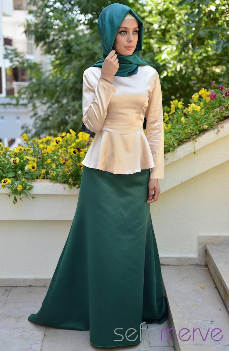 ملابس ستايل تركي للمحجبات pinar_aksam_balik_et