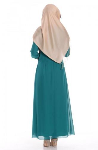Green Dress 51983A-08