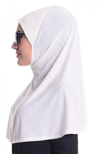 Cream Sjaal 06