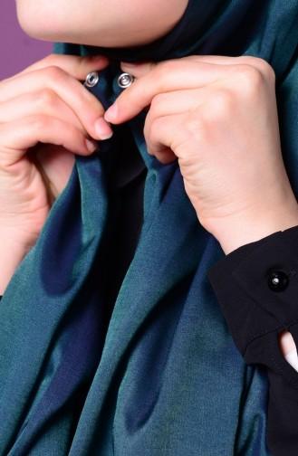 شالات أخضر زمردي 1-01