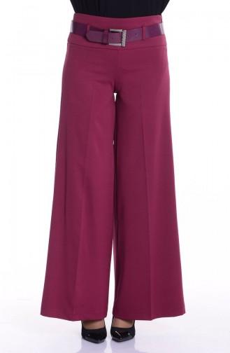Pantalon Hijab 3069-04 Plum 3069-04