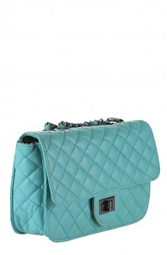 Sefamerve, Mint green Bag 277-Y12