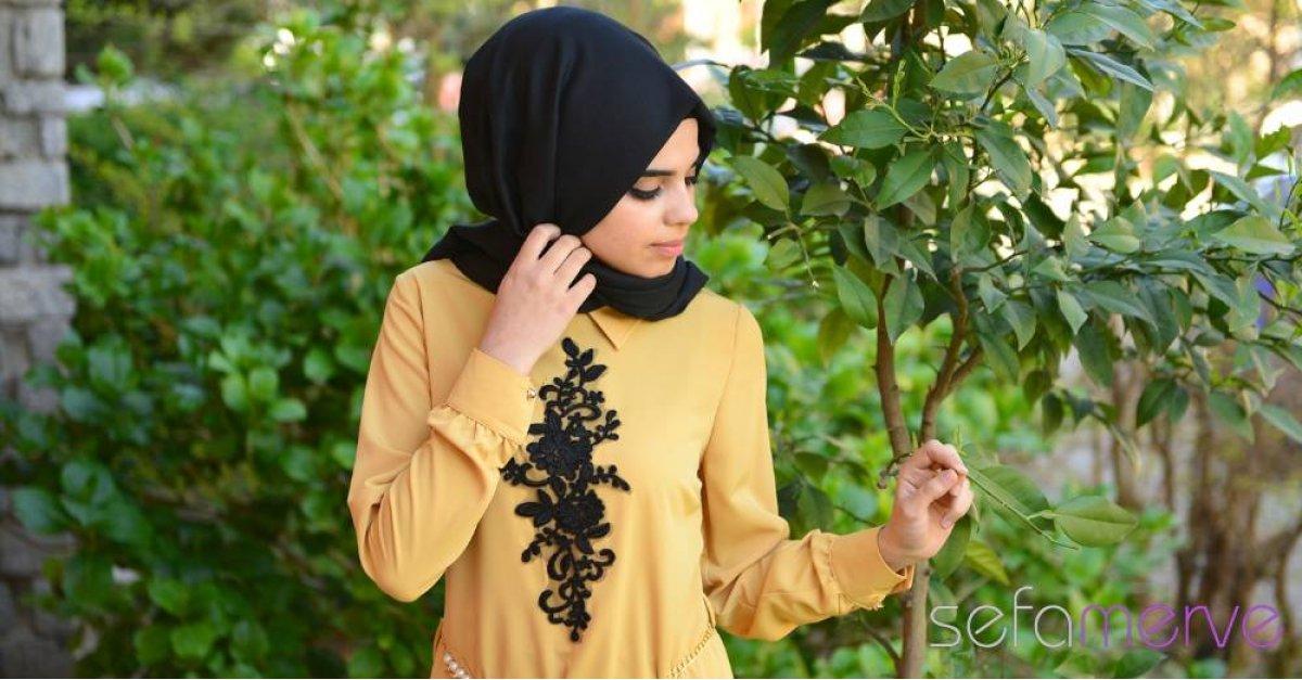 Мусульманские Женские Одежды