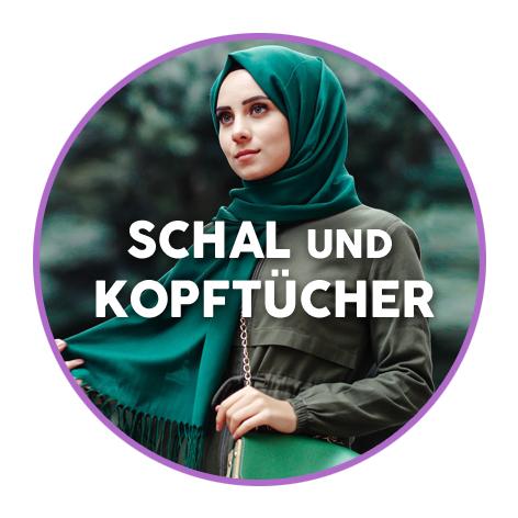 SCHAL und KOPFTÜCHER
