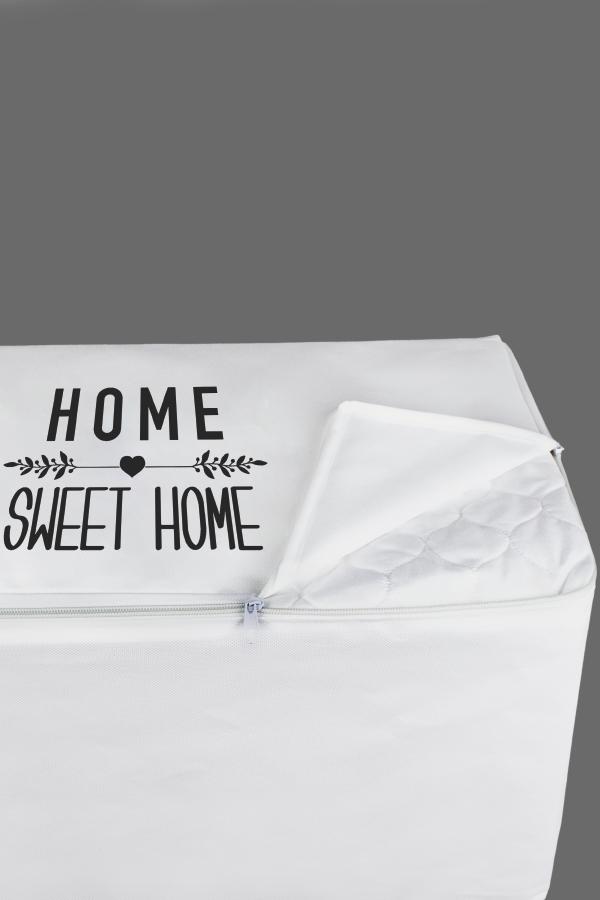 Textile de Maison Blanc 77-01