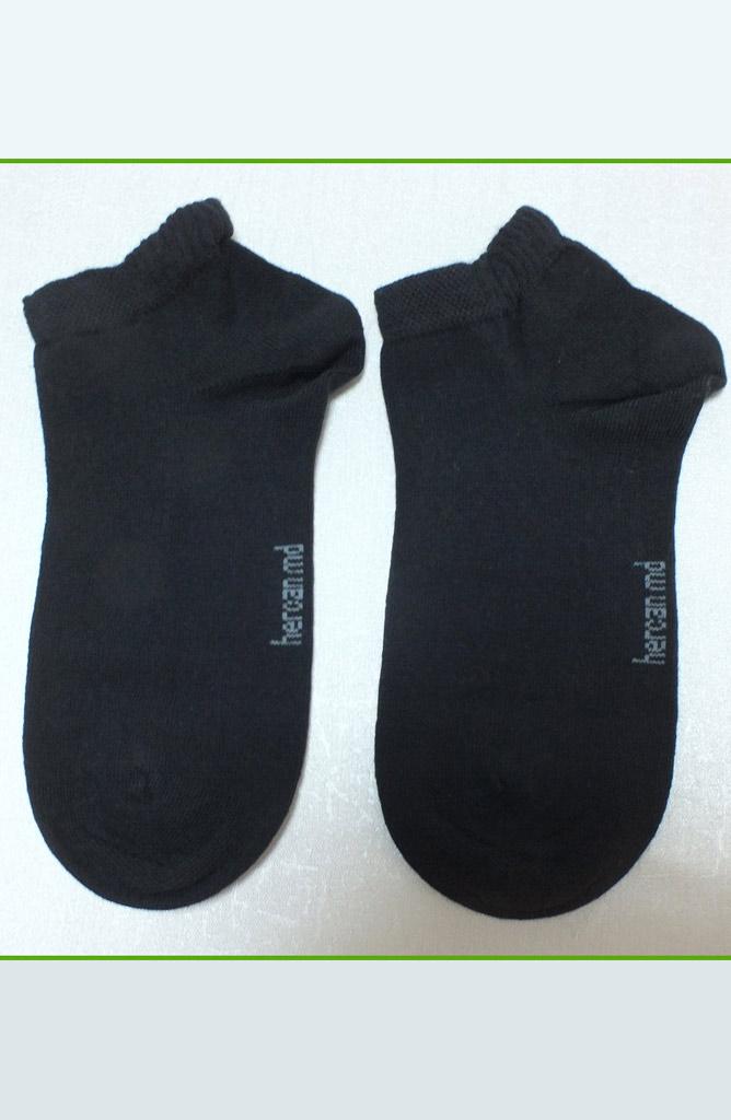 Hercan Çorap Dikişsiz Patik Çorap 40007S