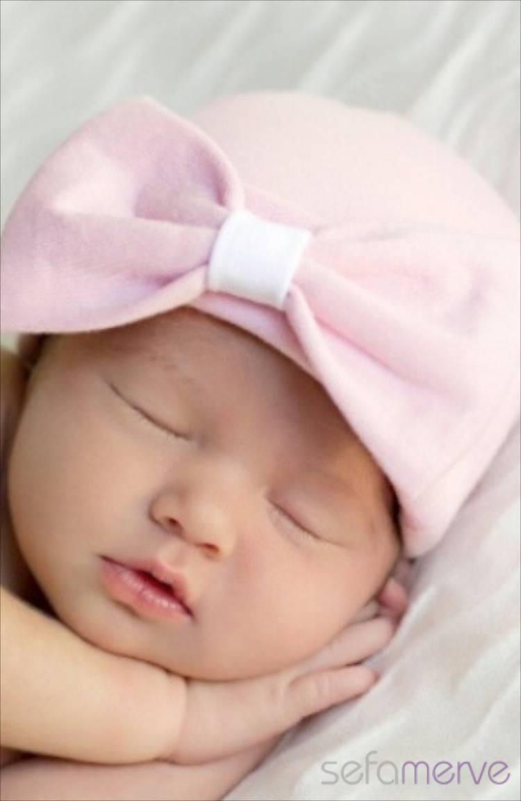 Baby Dora Saç Bandı Modelleri Baby Dora MGS130 Şapka 45