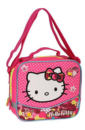 Okula Dönüş Hello Kitty Beslenme Çantası 86032-01 Pembe